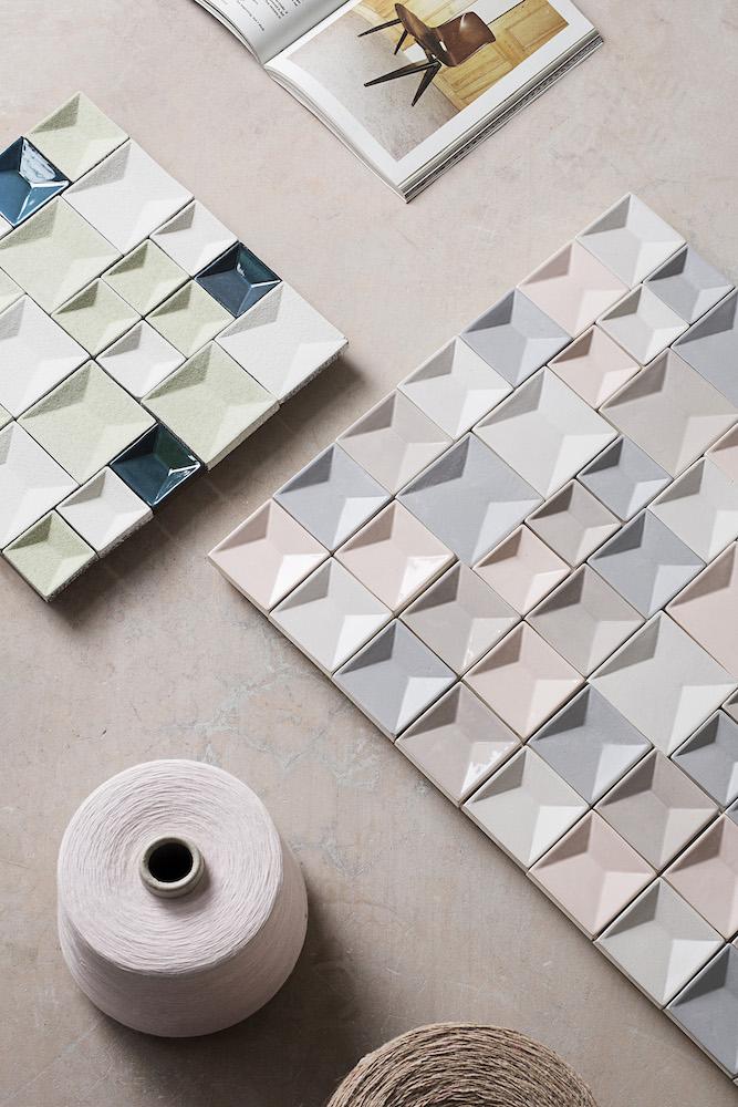 HARSCH FLIESE STEIN – Material handgemachte Fliesen